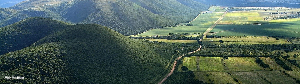 Waterberg places to stay