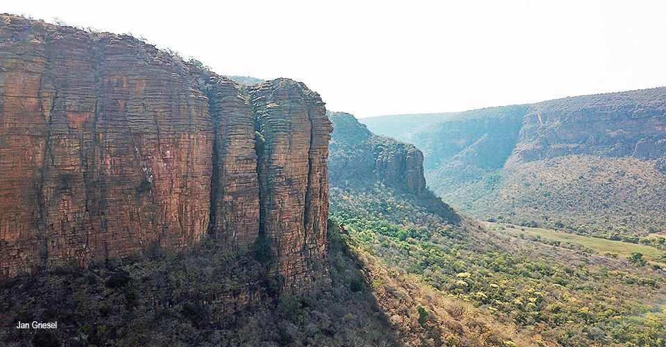 Kloof Pass, Waterberg
